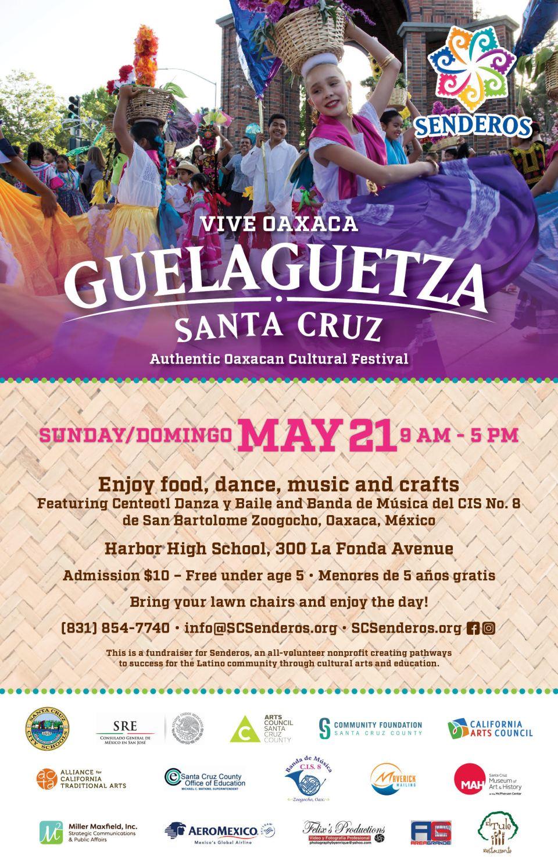 Guelaguetza 2017 poster